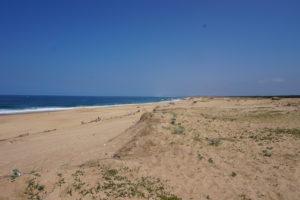 Strand von Labenne
