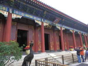 China Rundreise: Sommerpalast in Peking