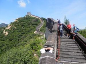 China Rundreise: Chinesische Mauer