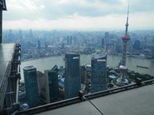 Rundblick Shanghai
