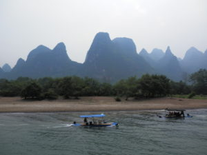 China Rundreise: Guilin