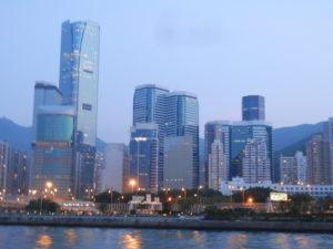 China Rundreise: Hongkong