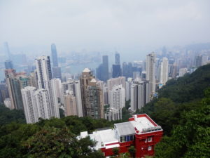 China Rundreise: Hongkong - Victoria Peak