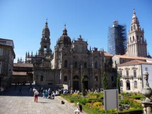 Nordspanien: Santiago de Compostela